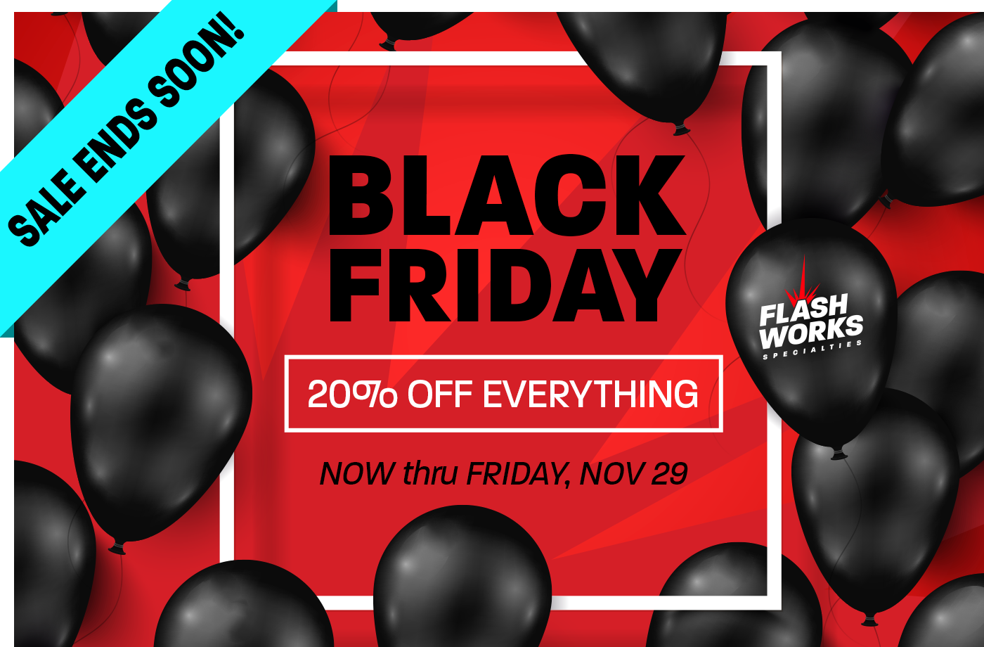Don't miss this 20% off EVERYTHING best Black Friday sale in Hutto, TX